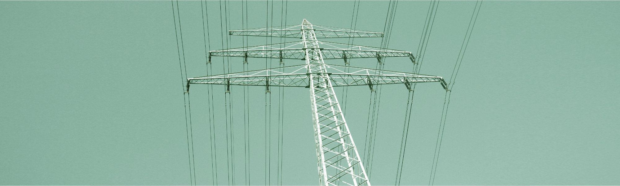 Bild: Stromleitungen