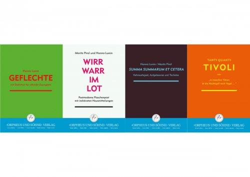 Buchcover (Serie) : Verlag Orpheus und Söhne
