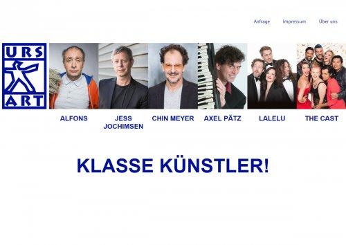 Website : ursart.de